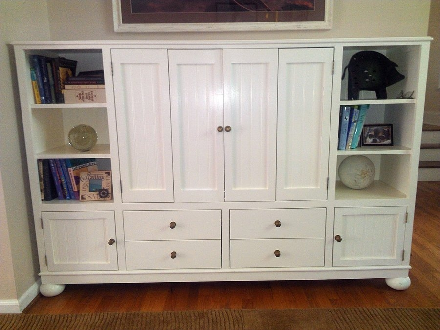 50 Best Collection of Enclosed TV Cabinets With Doors | Tv Stand Ideas