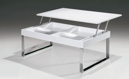 Brilliant Preferred Flip Up Coffee Tables For Amazing White Lift Top Coffee Table (Image 4 of 50)