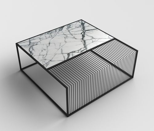 Brilliant Preferred Marble And Metal Coffee Tables In Best 20 Stone Coffee Table Ideas On Pinterest Amethyst Black (Image 11 of 40)