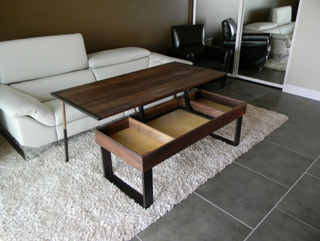 Brilliant Preferred Pop Up Top Coffee Tables  With Coffee Tables That Lift Up (Image 8 of 50)