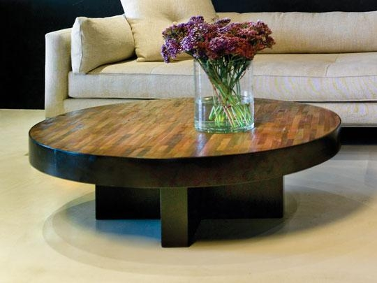 Brilliant Preferred Round Coffee Tables Throughout Coffee Tables Round (Image 11 of 50)