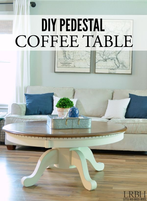 Brilliant Preferred Round Red Coffee Tables For Best 25 Round Coffee Table Diy Ideas That You Will Like On (View 34 of 50)
