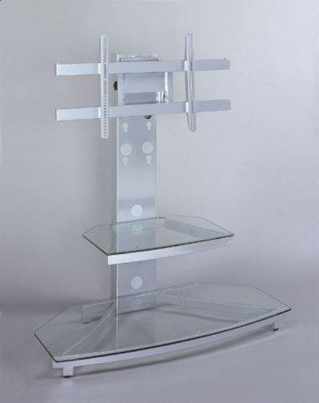 Brilliant Preferred Silver TV Stands Inside All About Furniture (View 49 of 50)