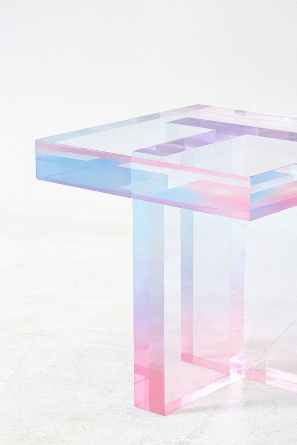 Brilliant Preferred Swirl Glass Coffee Tables Regarding Best 25 Resin Table Ideas Only On Pinterest Red Bull Mini (Image 17 of 50)