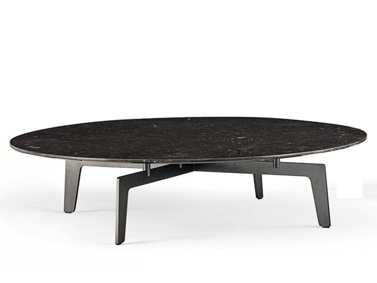 Brilliant Preferred Tribeca Coffee Tables Within Poliform Tribeca Round Coffee Table Deplain (Image 9 of 50)