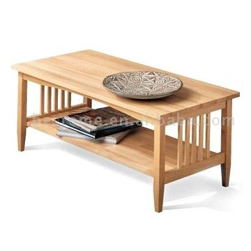 Brilliant Premium Beech Coffee Tables Inside Wooden Panel Furniture Page  (Image 13 of 50)