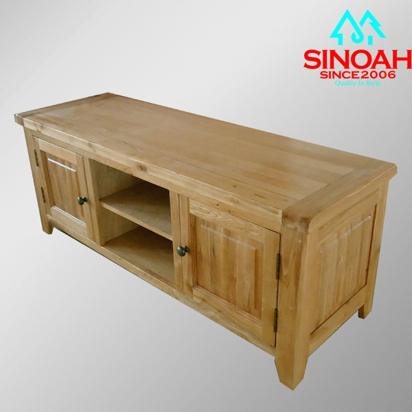 Brilliant Premium Cheap Oak TV Stands Intended For 306rl Cheap Solid American Oak Tv Standsoak Wood Tv Units Buy (Image 13 of 50)