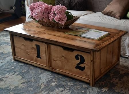 Brilliant Premium Coffee Tables With Box Storage Throughout Best 10 Coffee Table Storage Ideas On Pinterest Coffee Table (Image 20 of 50)