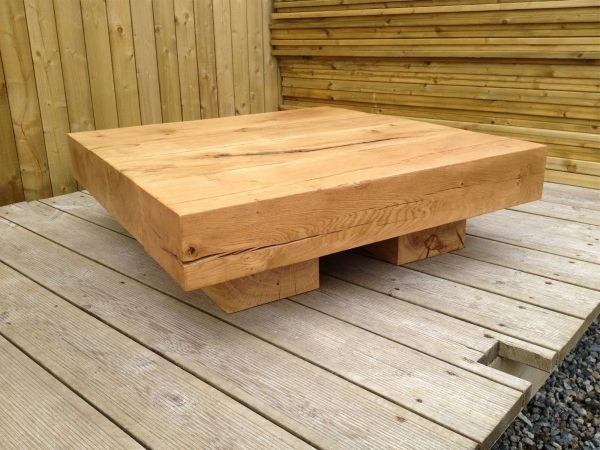 Brilliant Premium Large Low Oak Coffee Tables With Regard To Agreeable Large Low Coffee Table On Diy Home Interior Ideas With (Image 18 of 50)