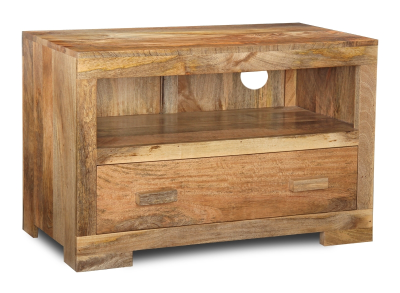 Brilliant Premium Mango Wood TV Stands Throughout Mango Light Tv Unit Trade Furniture Company (Image 15 of 50)