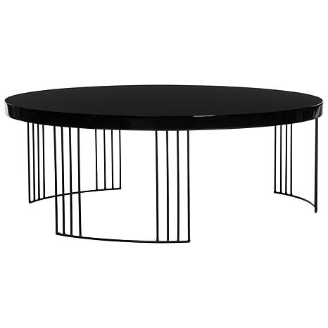 Brilliant Premium Safavieh Coffee Tables For Safavieh Keelin Mid Century Scandinavian Coffee Table 8445924 Hsn (Image 13 of 50)