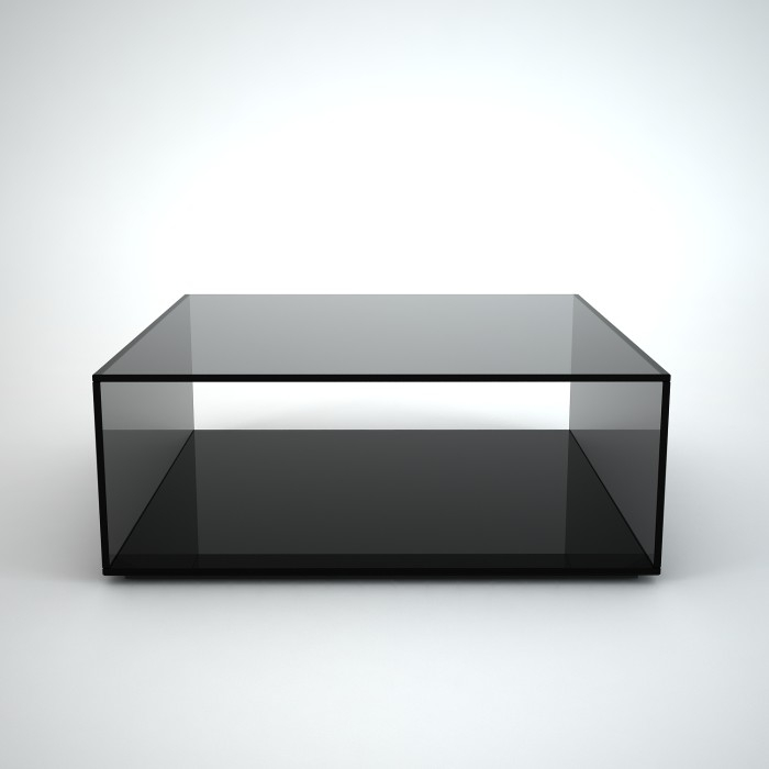 Brilliant Premium Square Black Coffee Tables Pertaining To Cool Black Glass Coffee Table (View 35 of 40)
