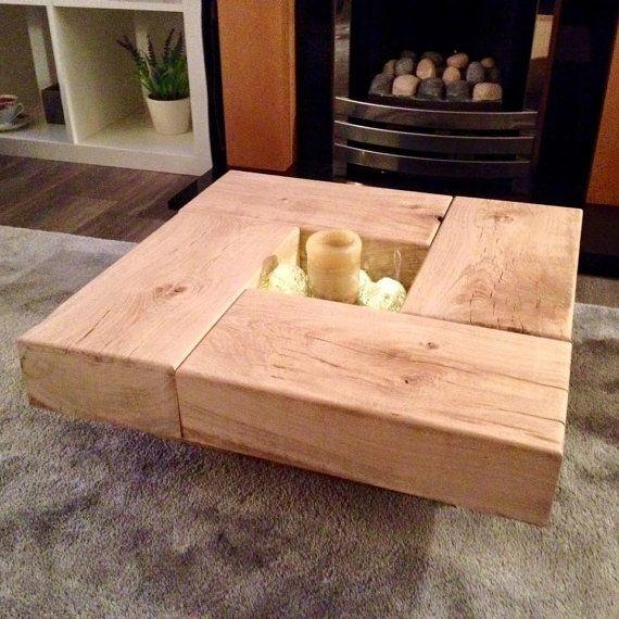 Brilliant Premium Square Oak Coffee Tables Within Best 25 Coffee Table Dimensions Ideas On Pinterest Coffee Table (Image 8 of 50)