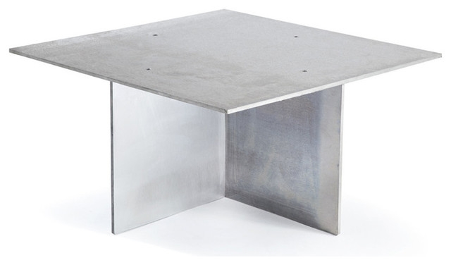 Brilliant Series Of Aluminium Coffee Tables With Spectacular Aluminium Coffee Table In Interior Home Addition Ideas (Image 12 of 50)
