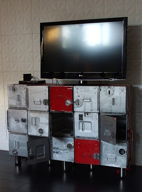 Brilliant Series Of Cool TV Stands With Regard To 12 Best Cool Tv Stands Images On Pinterest Tv Units (Image 8 of 50)