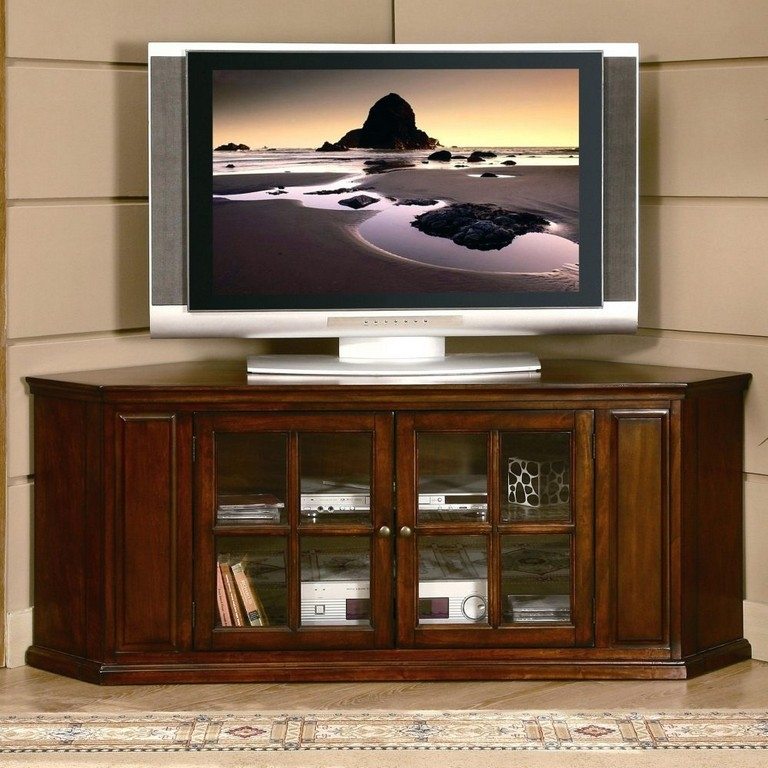 Brilliant Series Of Corner TV Stands For 60 Inch Flat Screens Inside Corner Tv Stands For 60 Inch Flat Screens (Image 12 of 50)