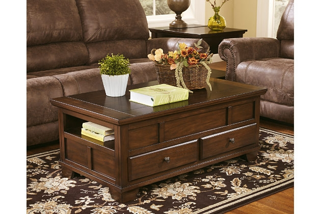 Brilliant Series Of Lift Top Coffee Table Furniture With Good Lift Top Coffee Table Ashley Furniture 49 For Home Designing (View 2 of 50)