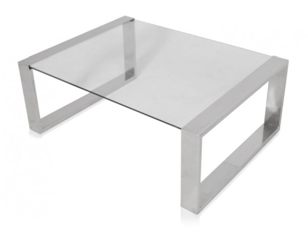Brilliant Series Of Wood Chrome Coffee Tables With Regard To Living Room Best Boston Chrome Glass Criss Cross Coffee Table (Image 12 of 40)