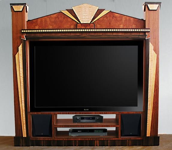 Brilliant Top Art Deco TV Stands Intended For 3485 Best Art Deco Images On Pinterest (Image 11 of 50)