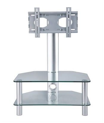Brilliant Top Cantilever TV Stands In 61 Best Black Glass Tv Stands Images On Pinterest Cable (Image 10 of 50)