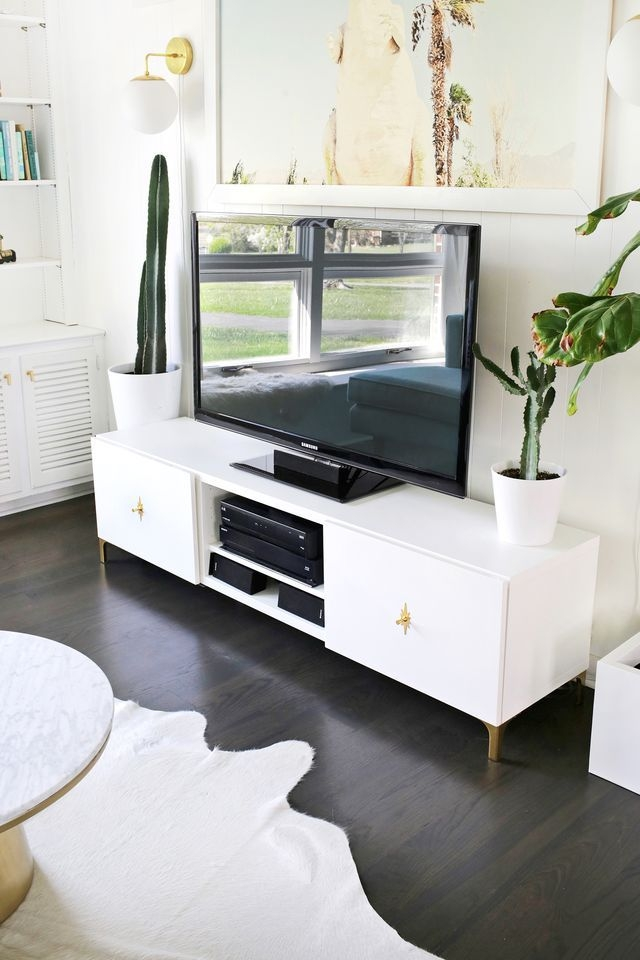 Brilliant Top Oval White TV Stands Intended For Best 25 Modern Tv Stands Ideas On Pinterest Wall Tv Stand Lcd (Image 15 of 50)