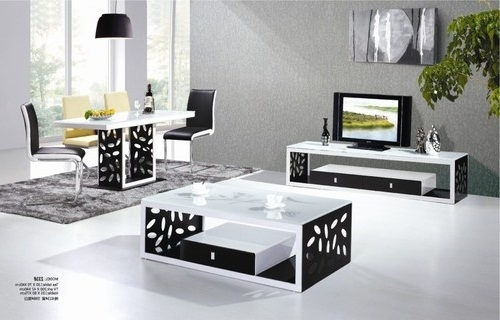 Brilliant Top TV Stands Coffee Table Sets For Modern Tv Stand Coffee Table Set Having Objectives Secure And (Image 13 of 50)