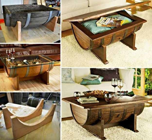Brilliant Trendy Cheap Wood Coffee Tables Pertaining To 16 Diy Coffee Table Projects Diy Joy (Image 13 of 50)