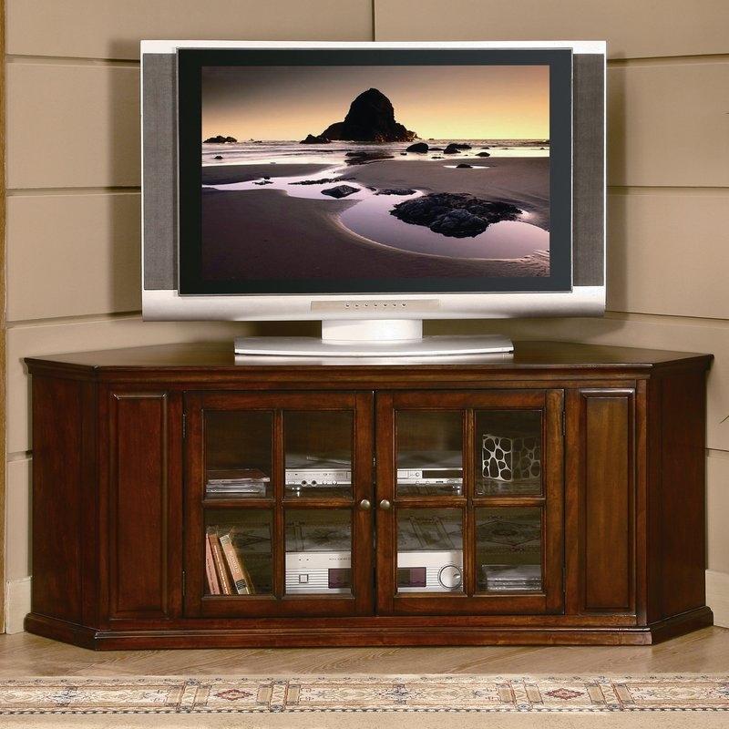 Brilliant Trendy Compact Corner TV Stands Inside Shop 149 Corner Tv Stands (View 28 of 50)