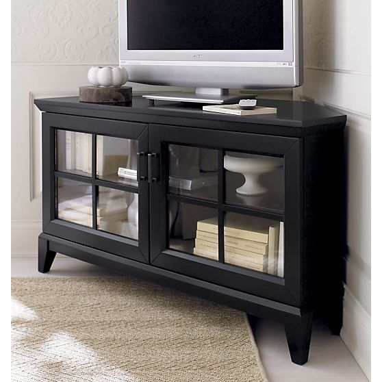 Brilliant Trendy Contemporary Corner TV Stands Throughout 82 Best Tv Stands Images On Pinterest Corner Tv Stands Corner (Image 11 of 50)