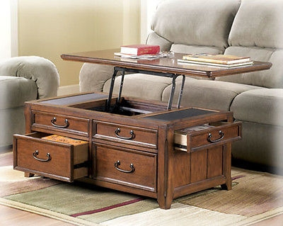 Brilliant Unique Coffee Tables With Lift Top And Storage Regarding Coffee Table Astounding Lift Top Trunk Coffee Table Black Lift (Image 6 of 50)