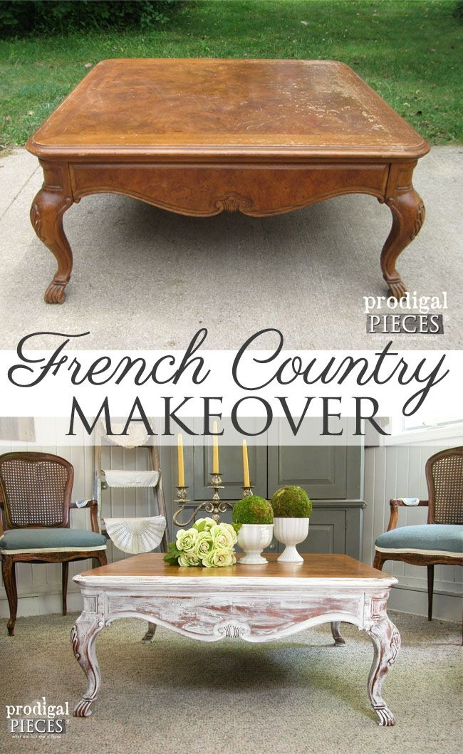Brilliant Unique French Country Coffee Tables Pertaining To Best 25 French Country Furniture Ideas On Pinterest Bedroom (Image 13 of 50)