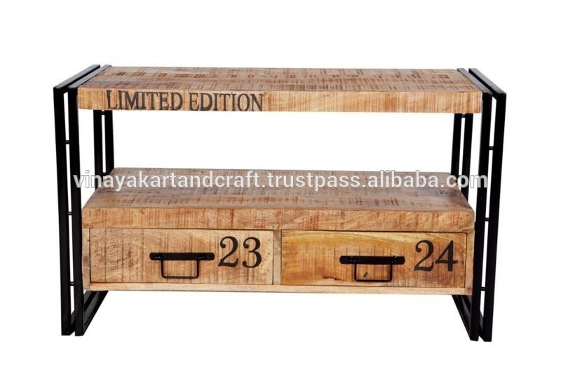 Brilliant Unique Industrial Style TV Stands With Entertainment Home Tv Standindustrial Style Tv Stand Buy (Image 20 of 50)