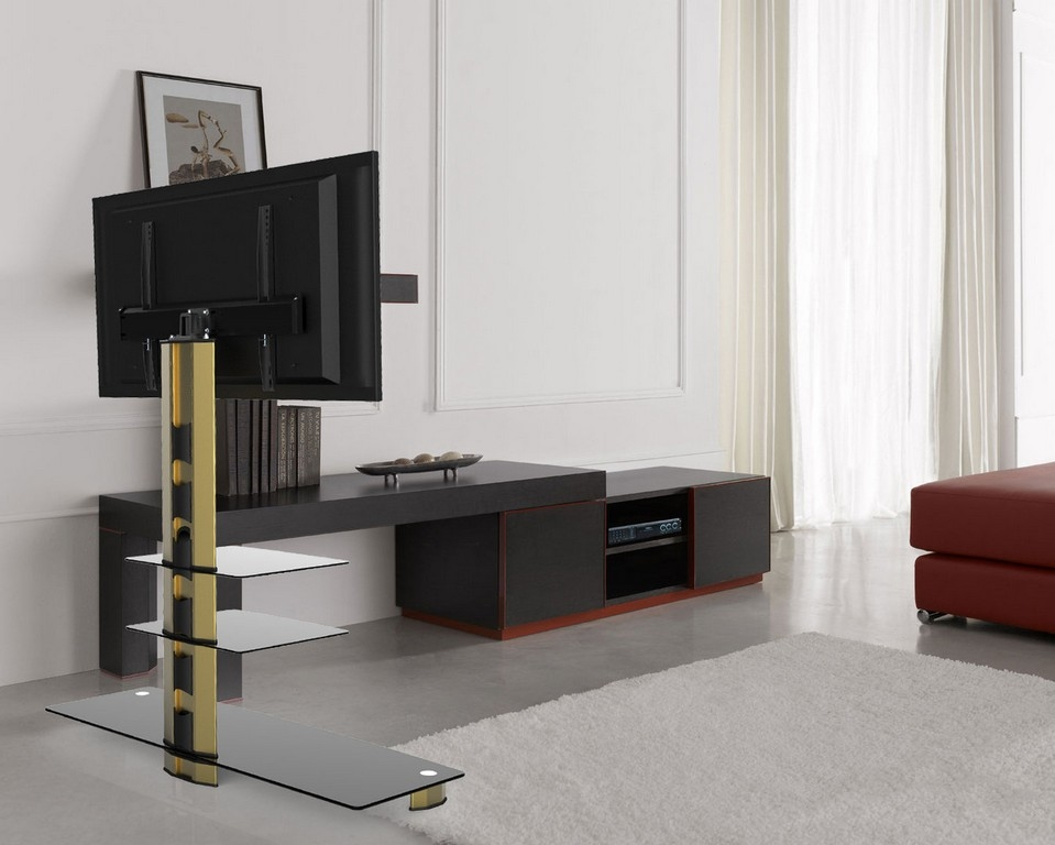 Brilliant Variety Of Dark Wood Corner TV Cabinets Within Dark Wood Corner Tv Stand (Image 12 of 50)