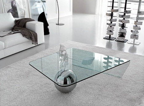 Brilliant Variety Of Modern Glass Coffee Tables  With Regard To Table All Modern Coffee Table Home Interior Design (Image 14 of 50)
