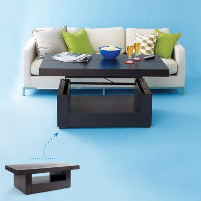 Brilliant Variety Of Space Coffee Tables With Regard To Coffee Table Ideas For Small Spaces (Image 13 of 50)