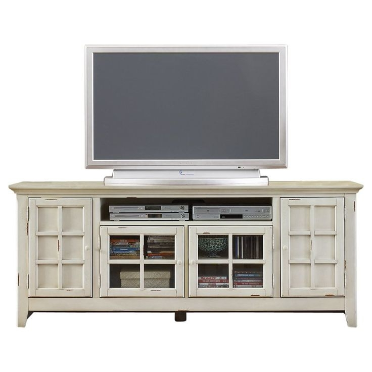 Brilliant Variety Of White Painted TV Cabinets With Regard To Best 20 Vintage Tv Stands Ideas On Pinterest Old Tv Consoles (Image 21 of 50)