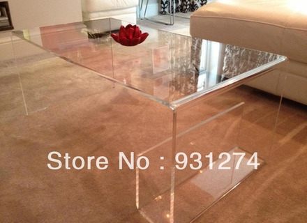 Brilliant Well Known Acrylic Coffee Tables With Magazine Rack For Clear Acrylic Coffee Table With Magazine Rack Wwwframuntechnocom (View 33 of 40)