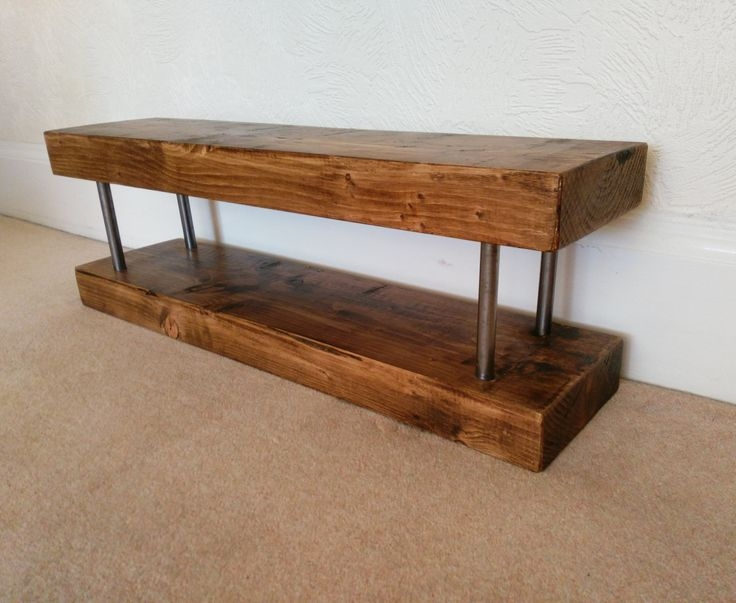 Brilliant Wellknown Chunky TV Cabinets For Best 25 Slim Tv Stand Ideas On Pinterest 60s Furniture Natural (Image 7 of 50)