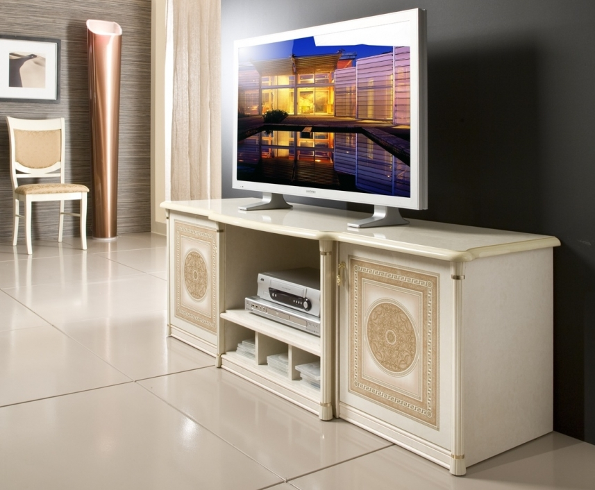 Brilliant Wellknown Classic TV Stands With Regard To Italian Tv Stand Mcs Alexandra Tv (Image 10 of 50)