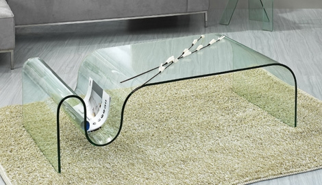 Brilliant Wellknown Contemporary Glass Coffee Tables  Throughout 10 Contemporary Glass Coffee Tables With Minimalist Design (Image 8 of 50)