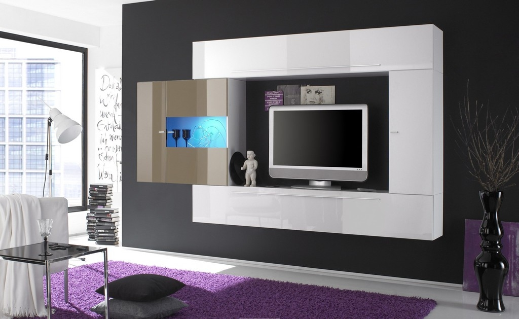 Brilliant Wellknown Corner TV Cabinets For 55 Inch Tv With Thin Tv Stand Full Image For Thin Tv Stand Besta Ikea Tv Unit Tv (View 40 of 50)