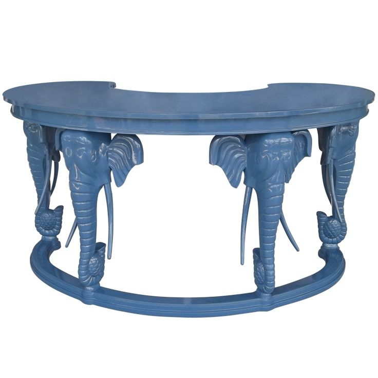 Brilliant Wellknown Elephant Glass Coffee Tables Regarding 98 Best Elephants Furniture Images On Pinterest Elephant Stuff (Image 12 of 40)