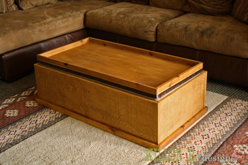 Brilliant Well Known Flip Top Coffee Tables With Regard To Flip Top Storage Coffee Table A How To Killer B Designs (Image 12 of 50)