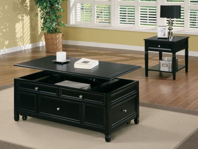 Brilliant Wellknown Lift Coffee Tables With Table Black Lift Top Coffee Table Home Interior Design (Image 7 of 50)