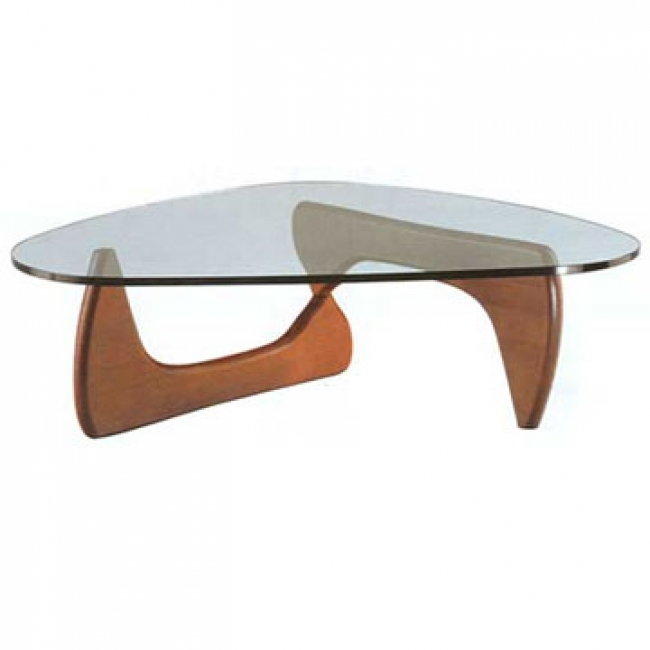 Brilliant Well Known Modern Glass Coffee Tables  Pertaining To Modern Wood And Glass Coffee Table Table And Estate (Image 15 of 50)