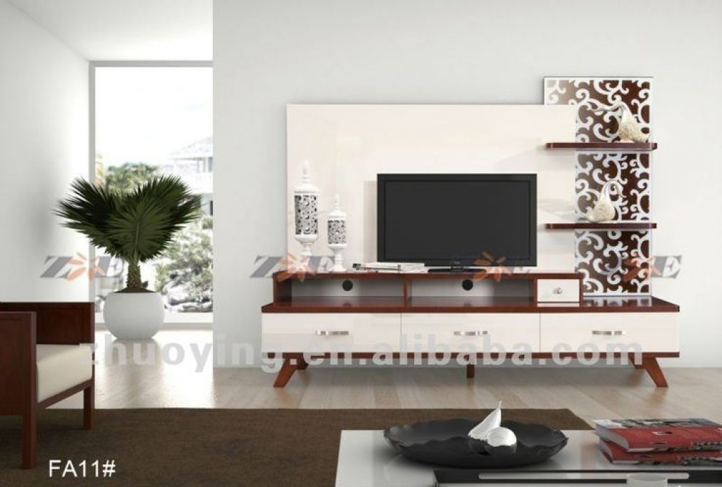 Brilliant Well Known Modern TV Cabinets Designs For Tv Unit Designs In The Living Room Modern Living Room Tv Cabinet (Image 8 of 50)
