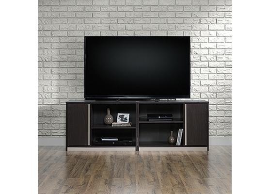 Brilliant Well Known Square TV Stands With Square1 Tv Stand Carbon Ash (View 4 of 50)