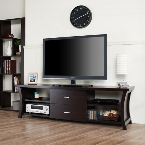 Brilliant Well Known Storage TV Stands With Regard To Black Tv Stand Furniture 60 Inch Entertainment Center Storage (Image 11 of 50)