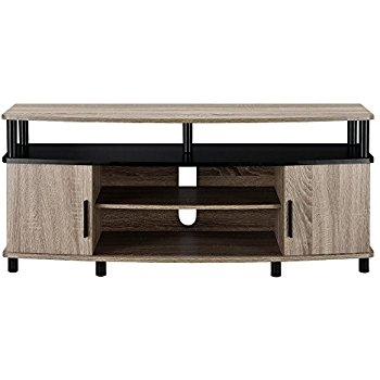 Brilliant Well Known TV Stands For 50 Inch TVs For Amazon Lifewit Wood Tv Stand Contemporary Entertainment (Image 13 of 50)