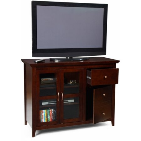 Brilliant Wellknown TV Stands For Small Spaces For Tv Stands Entertainment Centers Walmart (Image 18 of 50)